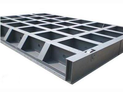 成都水利设备闸门启闭机生产销售PXM平面定轮钢闸门