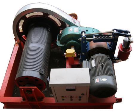 成都水利设备-闸门启闭机/铸铁镶铜闸门厂家QPQ卷扬启闭机