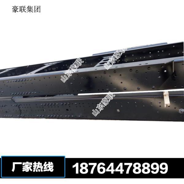 德龙新M3000车架大梁图片 德龙3000大梁大架厂家