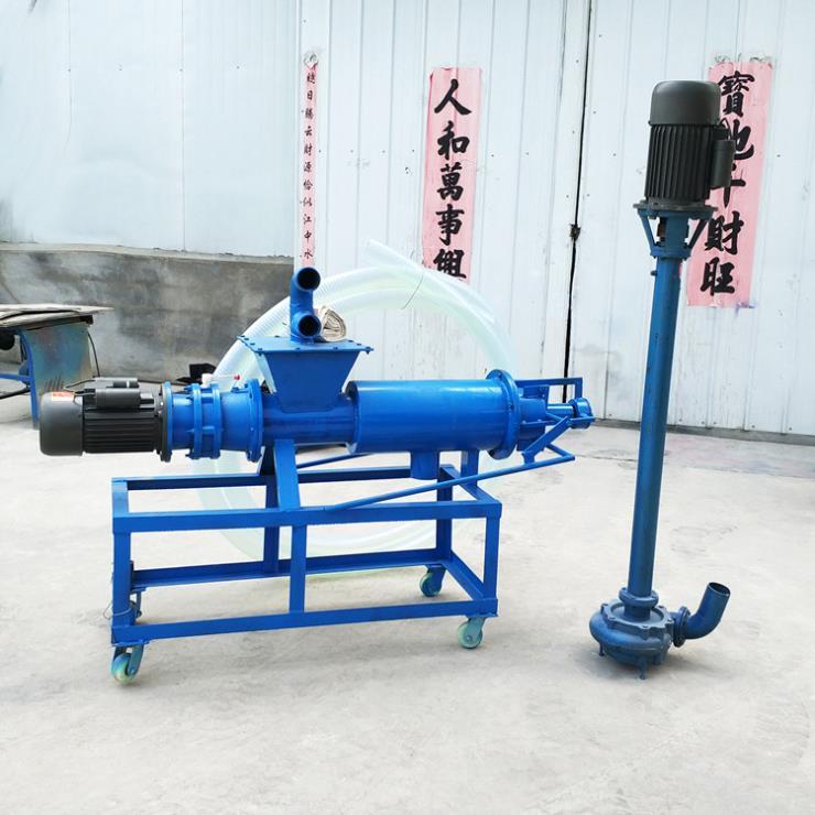 廠家推薦 螺旋擠壓式固液分離機多少錢