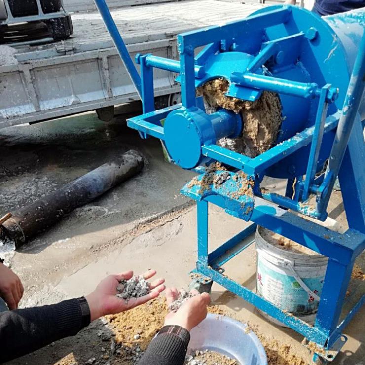 廠家供應 豬牛糞便脫水處理機安裝視頻