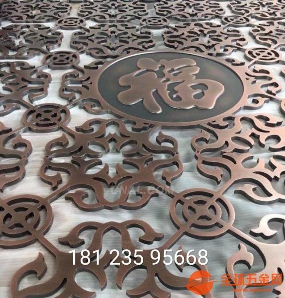 惠州铝雕会所屏风生产批发厂家最新报价