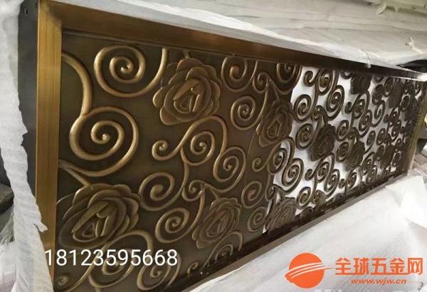 上海精雕刻紫铜组合屏风仿古铜雕刻组合花格供应厂家售后服务完善