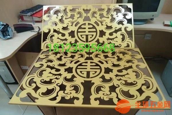武汉纯铜屏风报价铸铜中国风花格供应厂家售后服务完善