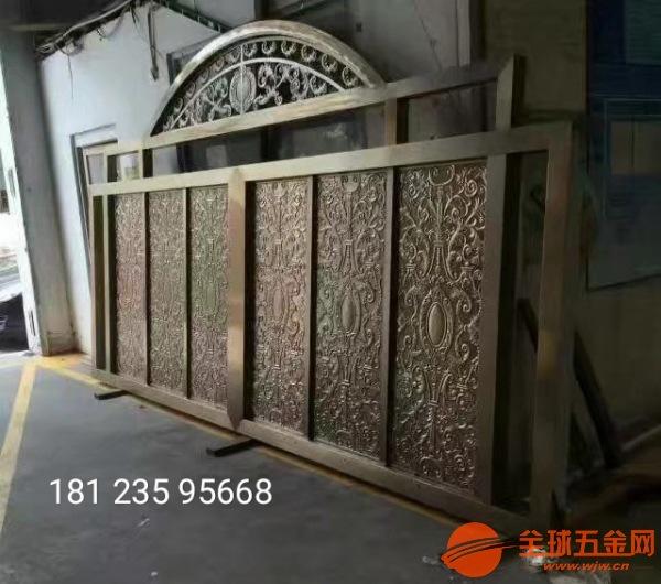 东莞铸铜雕刻门楼实力派生产厂家品质保障