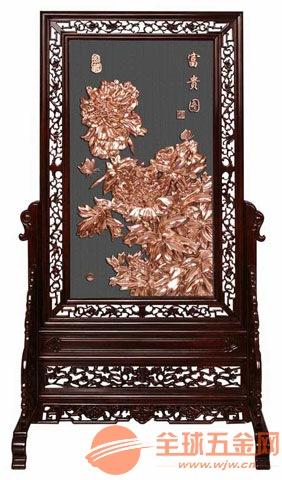 东莞紫铜浮雕制品多年生产销售厂家安全放心