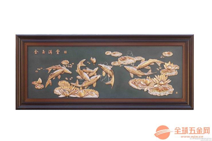 韶关紫铜浮雕制品厂家专业制造品质可靠