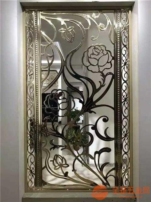 湛江铝雕会所屏风规格齐全厂家出厂直销