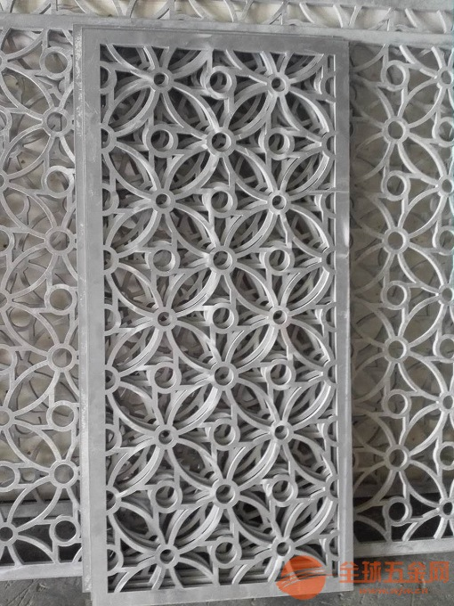 湖北中国风铝雕餐厅屏风中国风铜雕格栅厂家质量上乘规格齐全
