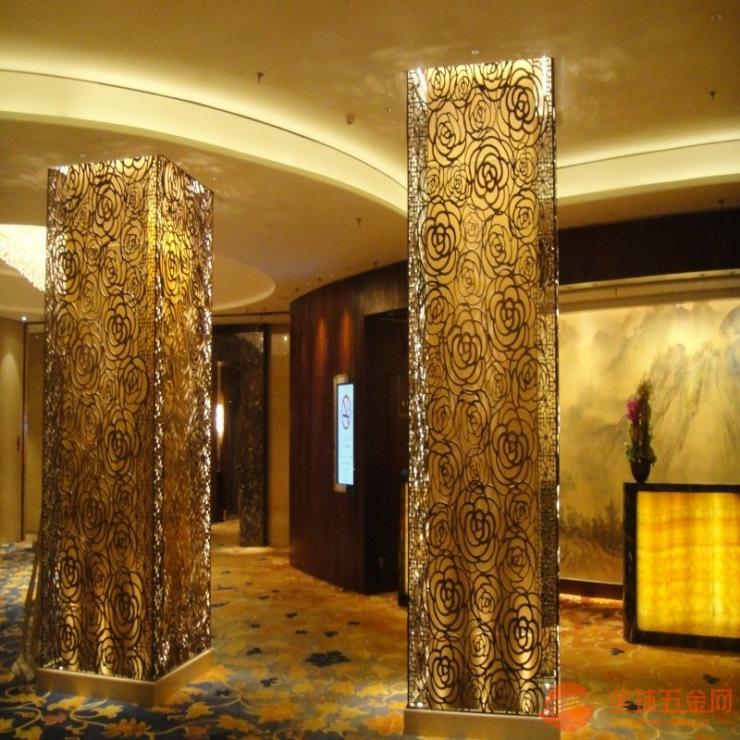 南通精雕刻紫铜组合屏风仿古铜雕刻组合花格大厂品质超强做工