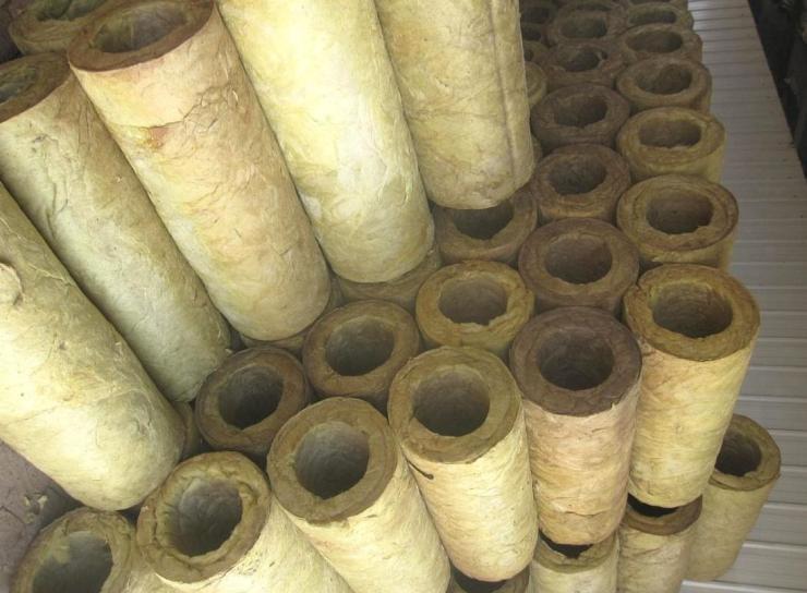 岩棉管壳隔热材料厂家