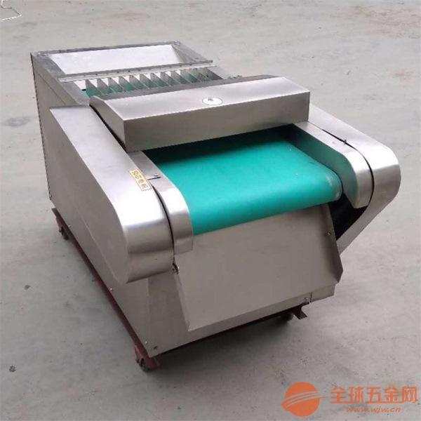 年糕切片机 多功能竹笋切片机 不锈钢型豆角切段机