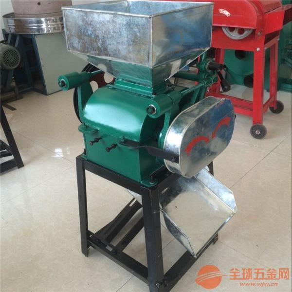 麦子专用压扁机 小型优质挤扁机 大豆挤扁机厂家直销