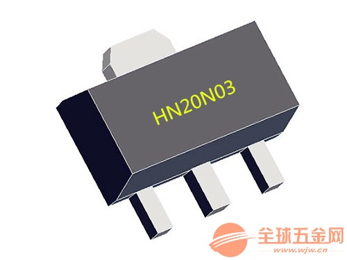 快充专用MOS管 HN20N03 SOT-89