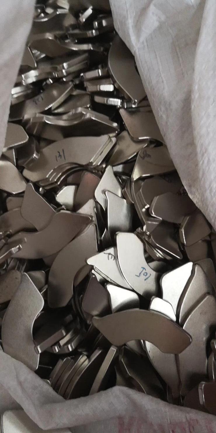 中山市大量收磁选机磁铁