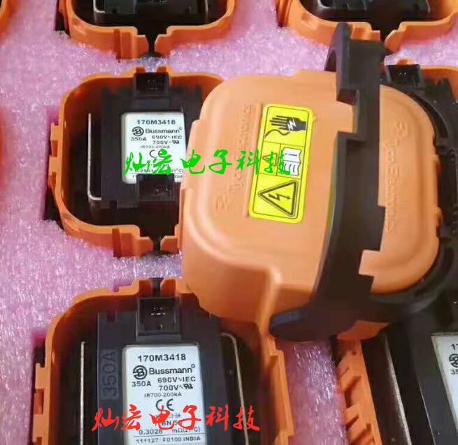 供应美国Bussmann熔断器170M3494 170L8426 170M5531
