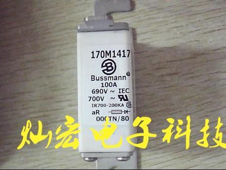供应Bussmann熔断器170M3536 170M4562 170L4278