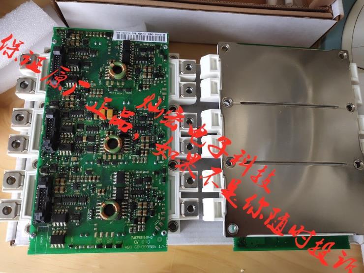 英飞凌模块驱动板FS300R12KE3AGDR-71