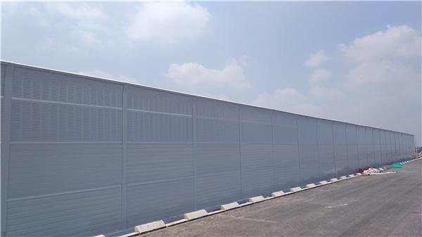 济南公路隔音板声屏障生产厂家