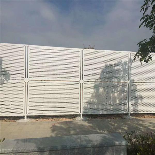 冲孔筛网围栏