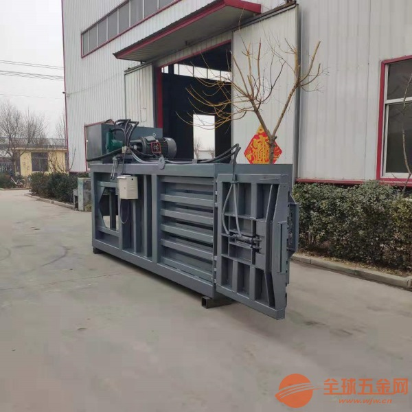 泰州工业废料卧式液压打包机价格
