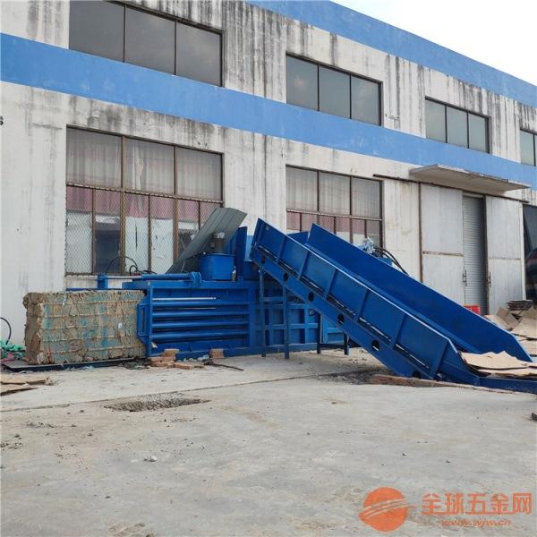 滄州120噸廢紙板液壓打包機定做