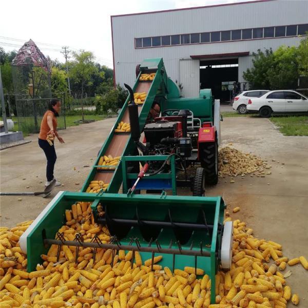 自走玉米脱粒机 大型脱粒机厂