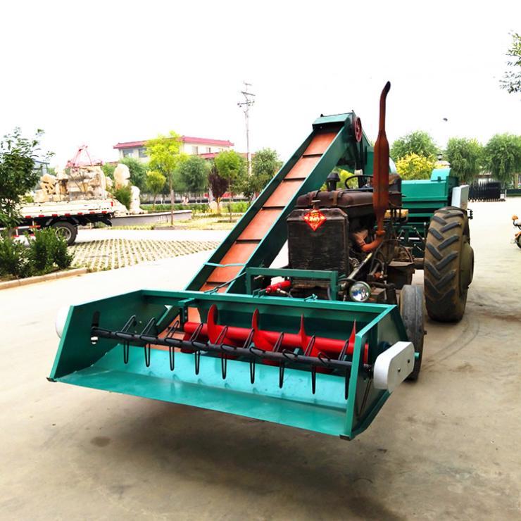 天水40吨自走式农用玉米脱粒机
