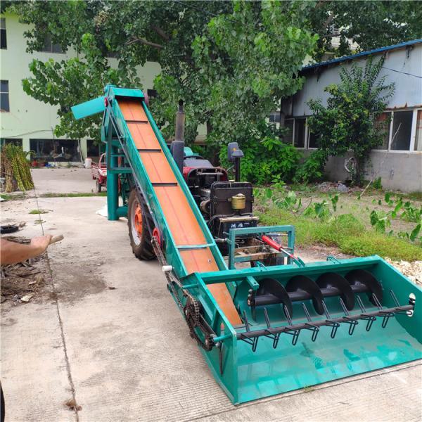 江苏直销50拖拉机带玉米脱粒机价格表