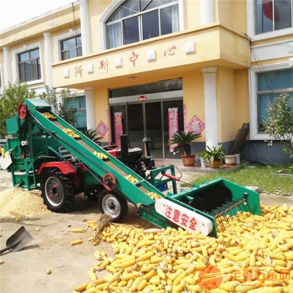 泰安大型自动上料玉米脱粒机直销