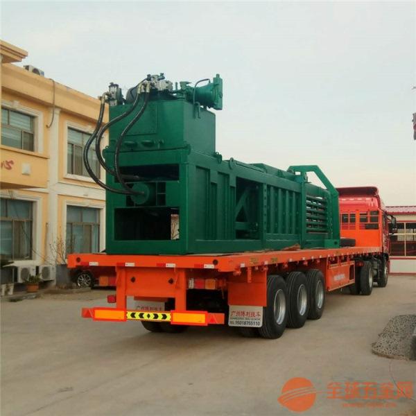 广州 120吨废纸液压打包机多少钱