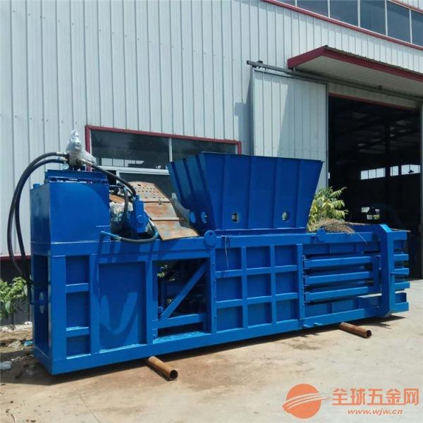 大连现货供应废品站液压打包机 废料液压打包机