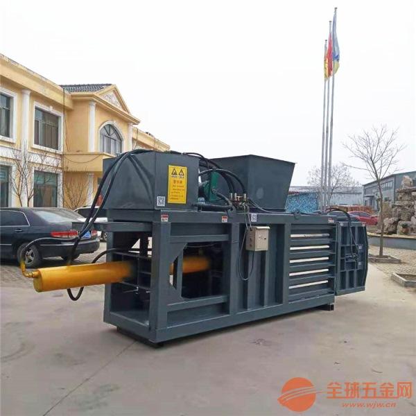 广安 自动上料卧式液压打包机如何