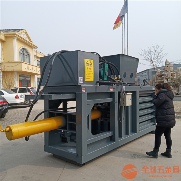 北京 120吨编织袋液压打包机多少钱