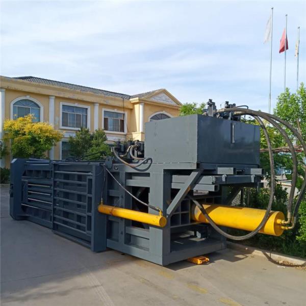 成都 120吨编织袋液压打包机怎样操作