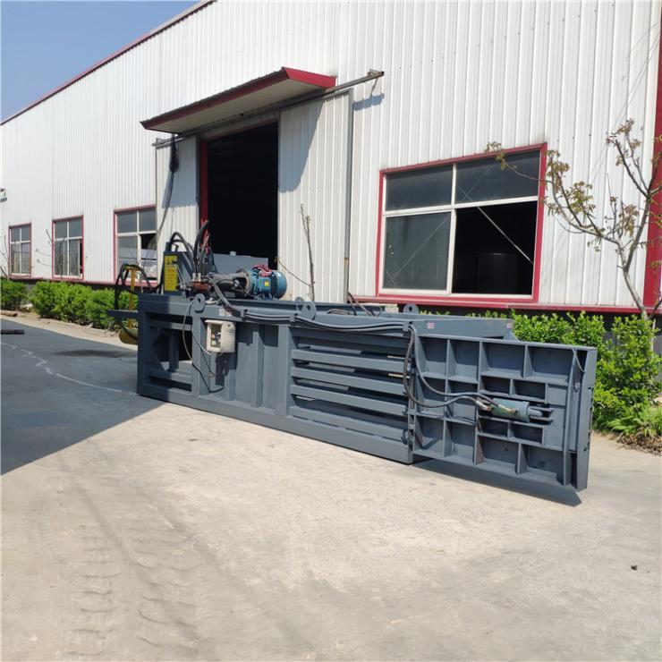 重庆120吨卧式液压打包机