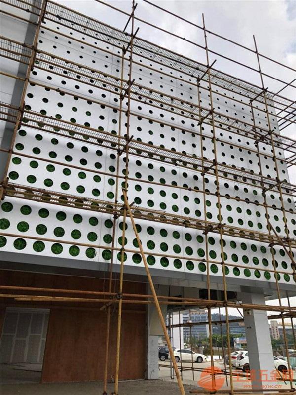广汽新能源4S店铝板建材生产厂家