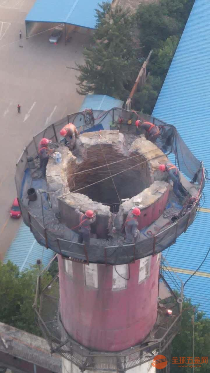 青岛烟囱刷环保色环公司|欢迎你
