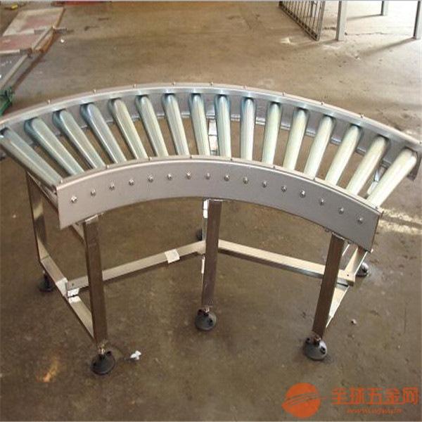 定做不锈钢输送滚筒碳钢喷塑纸箱动力辊筒输送机