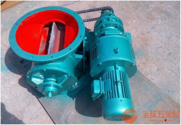 耐温型卸料器热销适用于小颗粒物料