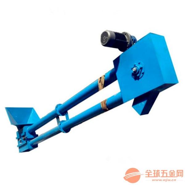 運行平穩傾斜管鏈輸送機 鏈條刮板輸送機xy1