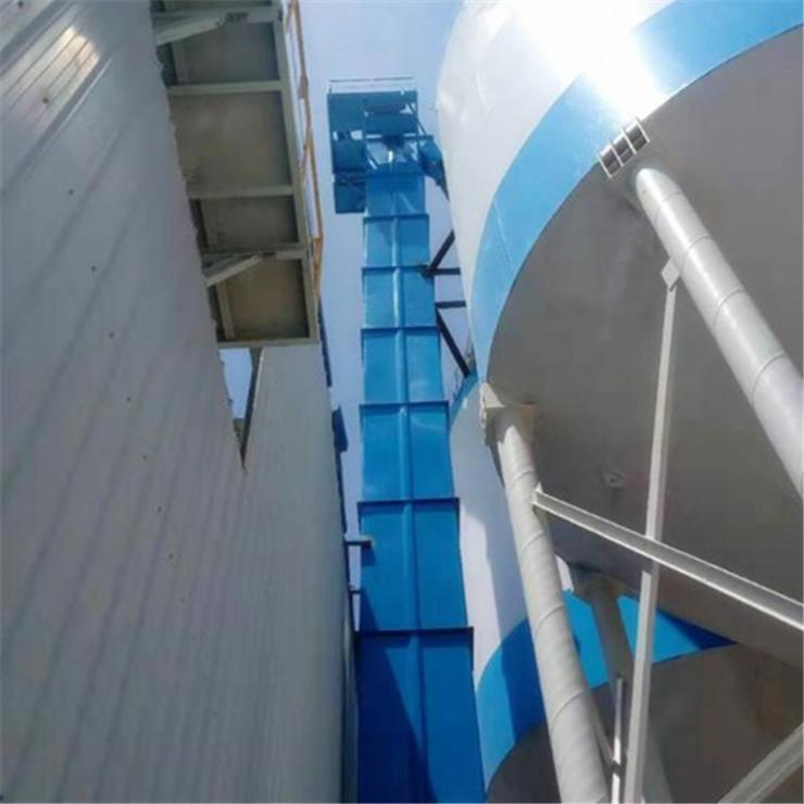 水泥廠用斗式提升機測量定制KL