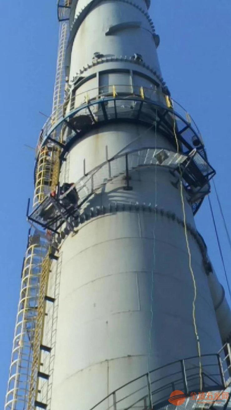 无锡烟囱安装检测平台施工公司√防腐公司公司欢迎您