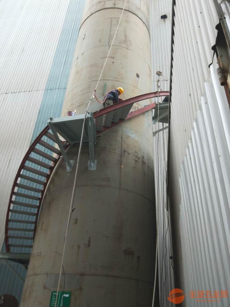 信阳烟筒高空安装施工公司√钢结构防腐公司欢迎您