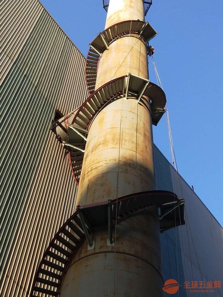 无锡烟囱安装检测平台施工公司√钢结构防腐公司欢迎您