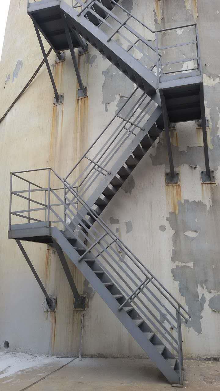 嘉峪关水泥烟囱安装折梯公司√行业明星丨欢迎惠顾