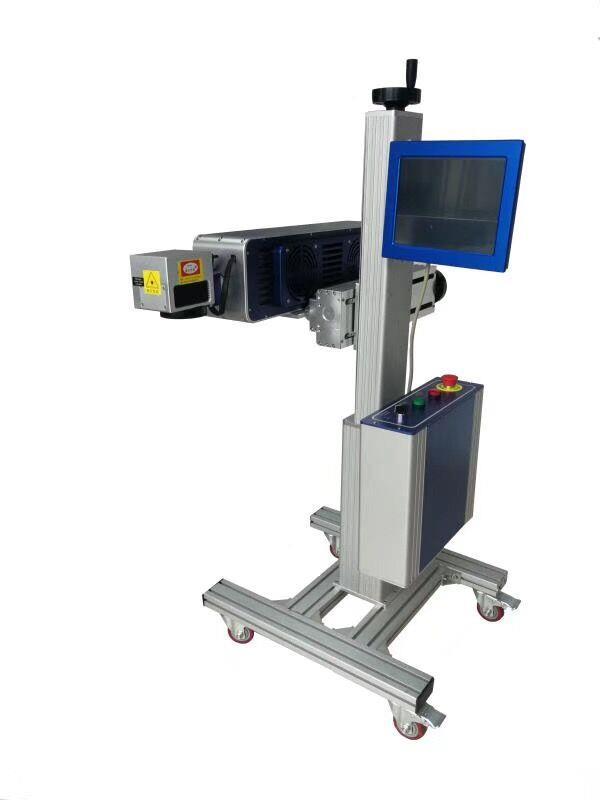 食品激光打码机,食品激光打标机,食品袋激光刻字机