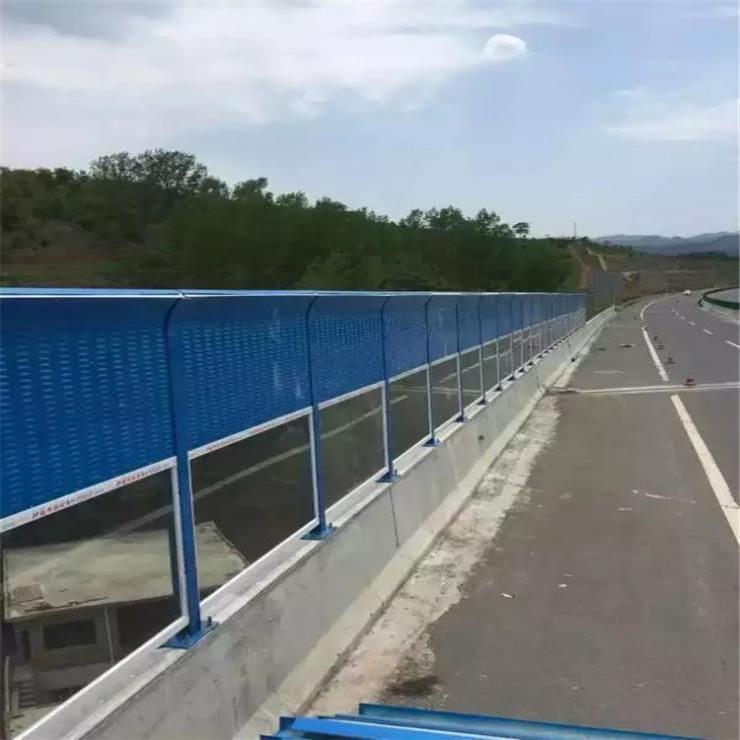 快速路高架桥隔音墙厂家免费指导安装报价