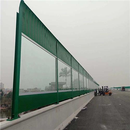 河北高架桥隔音墙生产安装单位
