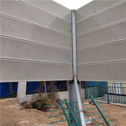 居民区边空调外机隔音墙板生产报价